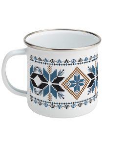 Enamel Nordic Mug 2blady